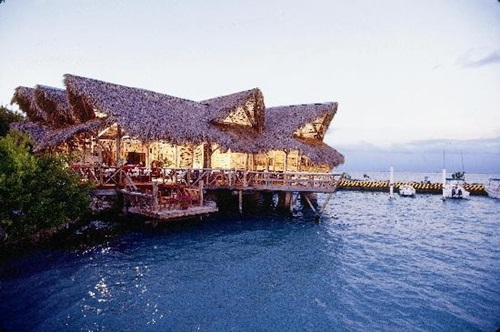 La Yola Is Located In The Puntacana Marina It One Of Finests Restaurants On Island An Open Air Restaurant Out Over Water