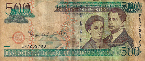 Punta Cana Currency | © Speaking Latino